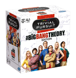 The Big Bang Theory Kartenspiel Trivial Pursuit *Englische Version*