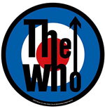 The Who  Aufnäher - Design: Target