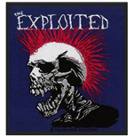 The Exploited Aufnäher - Design: Mohican