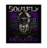 Soulfly  Aufnäher - Design: Enslaved