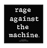 Rage Against The Machine  Aufnäher - Design: Logo