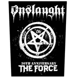Onslaught  Aufnäher - Design: The Force 30th Anniversary
