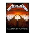 Metallica Poster - Design: Master of Puppets