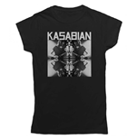 Kasabian  T-Shirt für Frauen - Design: Solo Reflect