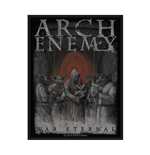 Arch Enemy  Aufnäher - Design: War Eternal