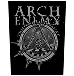 Arch Enemy  Aufnäher - Design: Illuminati