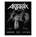 Anthrax Aufnäher - Design: Among the Living