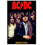 AC/DC Poster - Design: Highway To Hell