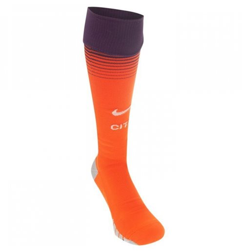 Socken Manchester City FC 2018-2019 Third (Orange)