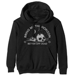 Bring Me The Horizon  Pullover unisex - Design: Happy Song