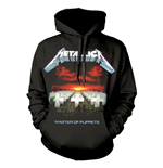 Metallica Sweatshirt MASTER OF PUPPETS TRACKS