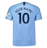 2018/2019 Trikot Manchester City FC 2018-2019 Home Personalisierbar