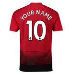 2018/2019 Trikot Manchester United FC 2018-2019 Home Personalisierbar