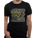 T-Shirt The Flash 320168