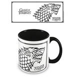 Game of Thrones Coloured Inner Tasse Stark