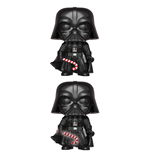 Star Wars POP! Vinyl Wackelkopf-Figuren Holiday Darth Vader 9 cm Sortiment (6)