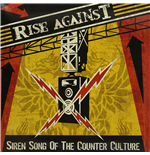Vinyl Rise Against - Siren Song Of The Counter-Cult