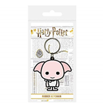 Schlüsselring Harry Potter : Dobby Chibi Rubber