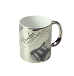 Fender Tasse Chrome