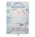 Harry Potter Notizbuch Quidditch