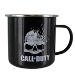 Call of Duty Metall-Tasse Skull