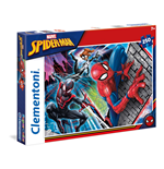 Puzzle Spiderman 323411