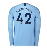2018/2019 Trikot Manchester City FC 2018-2019 Home