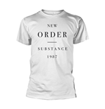 T-Shirt New Order SUBSTANCE