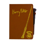 Harry Potter Notizbuch mit Kugelschreiber Harry Potter