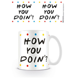 Friends Tasse How you Doin - Dots