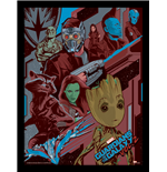 Kunstdruck Guardians of the Galaxy 324369