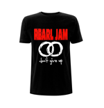 Pearl Jam T-Shirt DONT GIVE UP