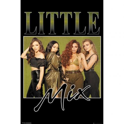 Little Mix Poster