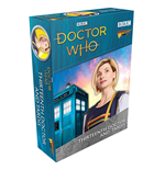 Doctor Who Exterminate! Expansion 13th Doctor and Tardis *Englische Version*