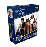 Doctor Who Exterminate! Expansion 4th Doctor and Companions *Englische Version*