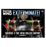 Doctor Who Exterminate! Expansion Davros & The New Dalek Empire *Englische Version*