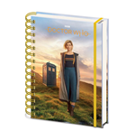 Doctor Who Wiro Notizbuch A5 13th Doctor