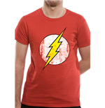 T-Shirt The Flash 325436