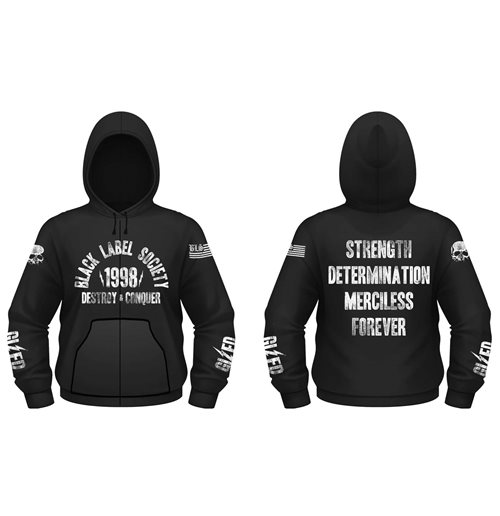 Sweatshirt Black Label Society 326155