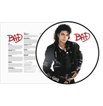 Vinyl Michael Jackson - Bad Picture (Picture Disc)