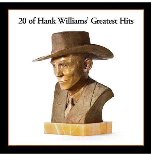 Vinyl Hank Williams - 20 Greatest Hits