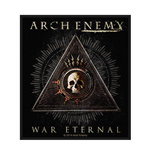Arch Enemy  Aufnäher - Design: This is Fucking War