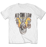 All Time Low  T-Shirt für Männer - Design: Da Bomb