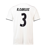 Real Madrid Fusskball Trikot 2018-2019 Home