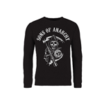 Sons Of Anarchy Sweatshirt SKULL REAPER