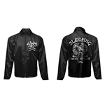 Sleeping With Sirens Jacke SKELETON