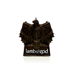 Lamb Of God Kerze PHOENIX - BLACK
