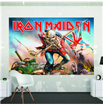 Iron Maiden Poster WALL MURAL