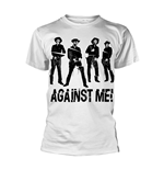 T-Shirt Against Me! 328879