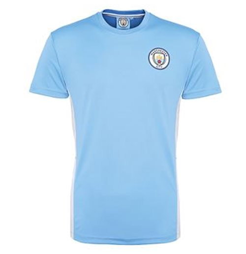Manchester City FC T-Shirt (Sky blue)